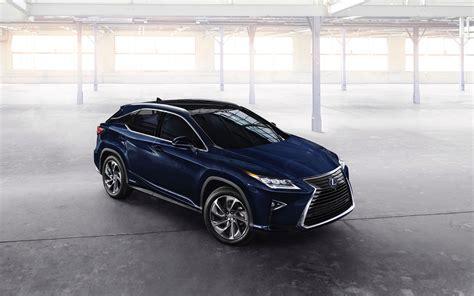 2018 Lexus Rx 450h Wallpaper Hd Car Wallpapers