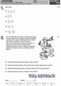 Brüche Online Berechnen : proben mathematik proben jahrgangsstufentest klasse 6 mittelschule catlux ~ Themetempest.com Abrechnung
