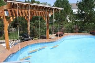 swings not in the pool though pool favorites pinterest swim bar and pools