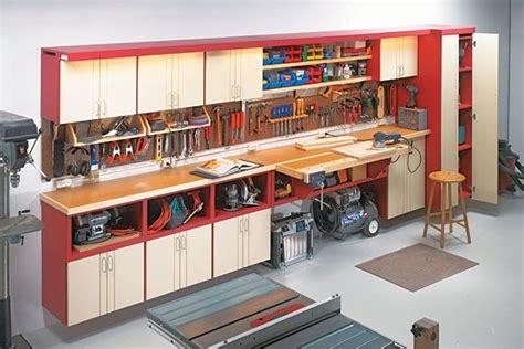 wall workshop woodworking plan    modern
