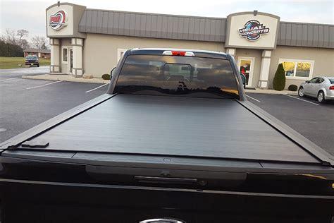 retrax truck bed covers powertrax retractable tonneau