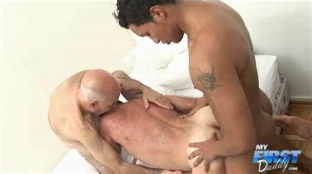 #Daddy #Threesome #With #Hot #Young #Latin #Stud