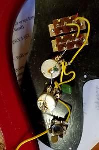 Wiring  U2013 Teisco Rebuild