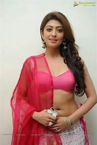 Telugu Actress Pranitha Navel Show