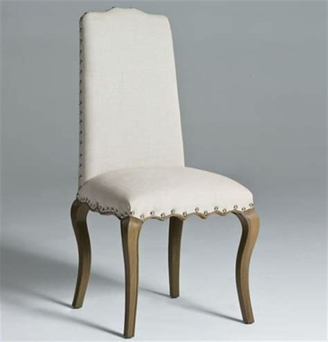 high back dining chairs linen dining chair solid linen