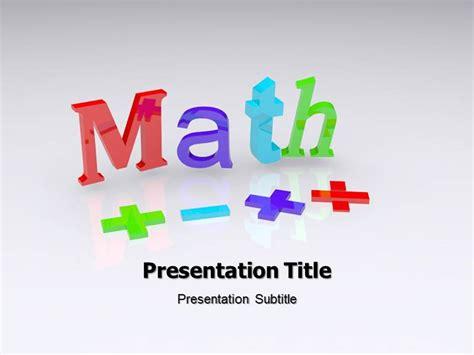 math powerpoint templates  teachers briskiinfo