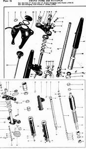 69 Bsa Lightning Fork Diagram