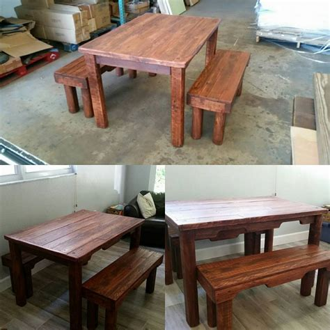 pallet wood furniture give second to used pallets pallet ideas recycled Reclaimed