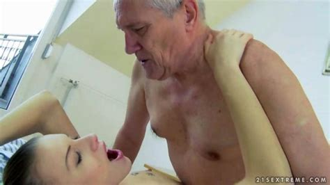 Lovely Teen Enjoying Sex With Grandpa On Gotporn 750830