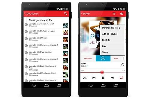 download wynk music app free for android