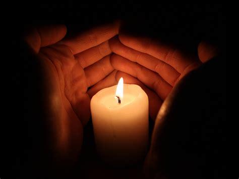 Hand, Light, Night, Dark, Flame, Fire