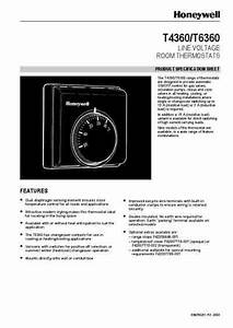 Honeywell T6360 Central Heating Download Manual For Free