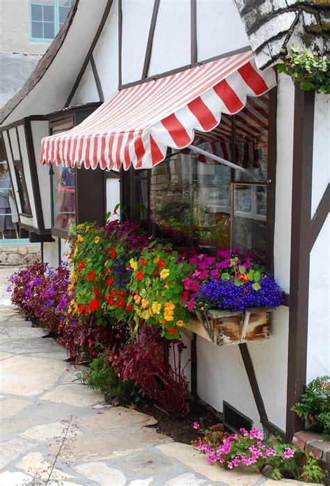 images plant flower europe spring exterior flora awning floristry tudor window