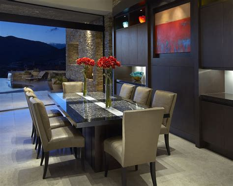 dinning room modern contemporary dining room decosee com