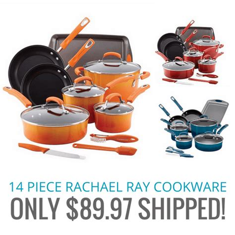 cookware rachael ray friday deals kohl rebate cyber monday sales piece paying cash