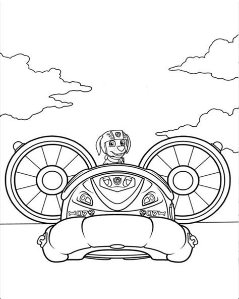 zuma paw patrol coloring pages coloring pages  kids