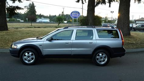 volvo xc cross country awd blow  trade