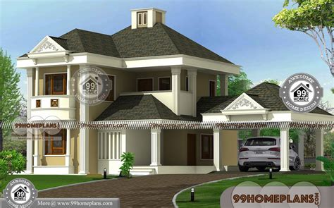 floor modern house design  bungalow style traditional large home