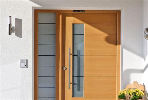 Haustüren In Holz Und Alu  Schreinerei Gruler
