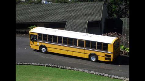 kamehameha schools  gillig phantom school bus