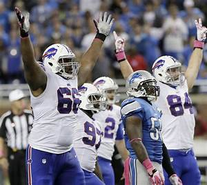 Buffalo Bills tackle Seantrel Henderson suspended 10 games ...