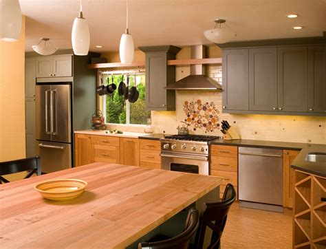 Compact Kitchens For Small Spaces by Beige Subway Tile Kitchen Traditional With Backsplash