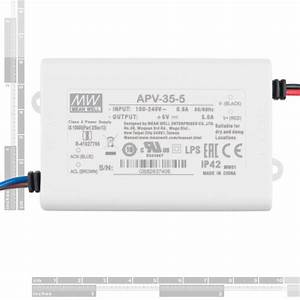 Mean Well Led Switching Power Supply Hookup Guide