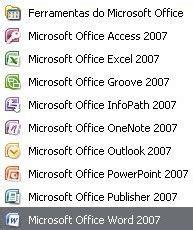 microsoft word versão 2007 baixar grátis full