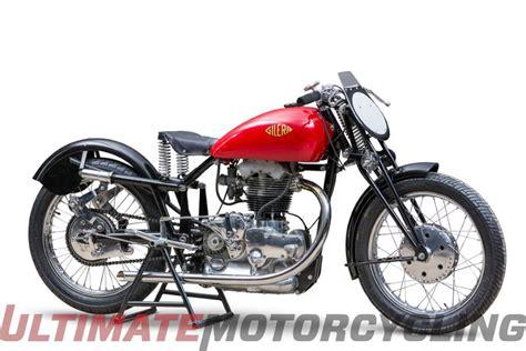Vintage Italian Motorcycles To Paris Bonhams