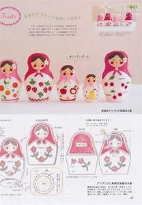 17 best images about russian matryoshka dolls on pinterest With russian nesting dolls template
