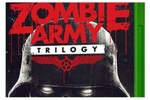zombie army trilogy xbox one download