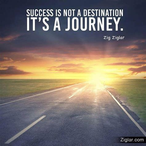 success    destination    journey zig