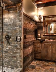 12 insanely gorgeous log house bathrooms hick country