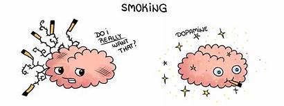 Cognitive Dissonance Example Smoking Psychology Smoke Practical