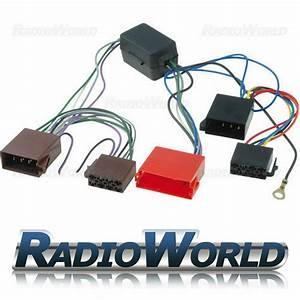Audi A2 A3 A4 A6 A8 Tt Amplified Wiring Harness Iso Lead