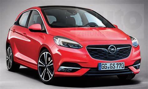 Opel Kleinwagen 2020 by Opel Corsa F 2018 Erste Informationen Opel Opel