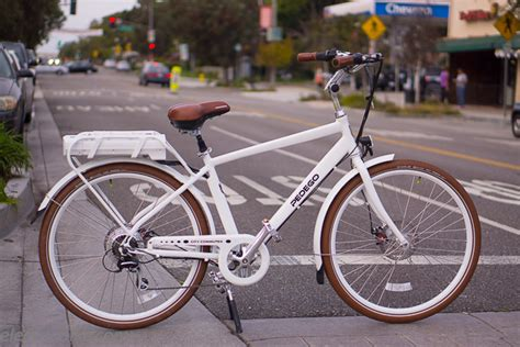Pedego City Commuter Review Electricbikecom