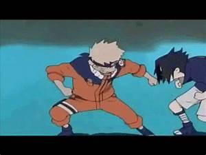 naruto vs sasuke naruto gif | WiffleGif