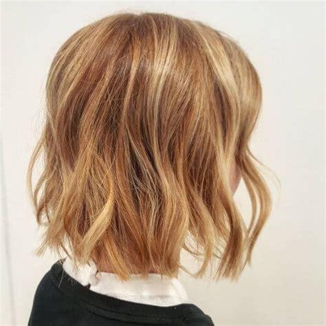 cutest shoulder length bob hairstyles