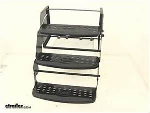 Flexco Manual Pull-out Steps For Rvs - Triple