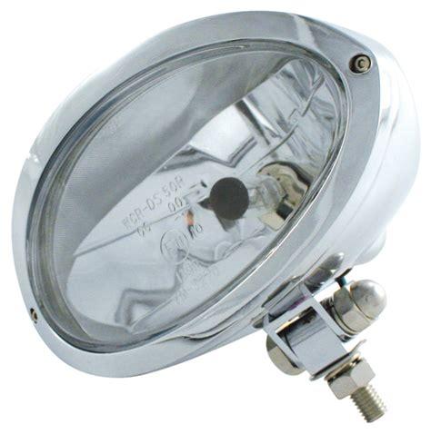 cronus chrome headlights with mount