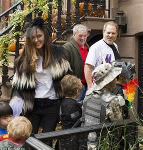 Neil Patrick Harris Halloween Family Picture by Parties And Parades Pictured Across America As Revellers