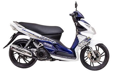 Suzuki Hayate 125 suzuki suzuki hayate 125 fi moto zombdrive