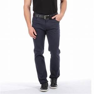 Pantalon Bleu Marine Homme : pantalon bleu marine 5 poches ruckfield jeans et ~ Melissatoandfro.com Idées de Décoration