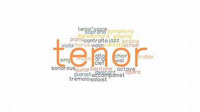 Tenor Synonyms Word Another Related Grammartop Words