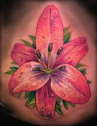 Best Tiger Lily Tattoo Ideas And Images On Bing Find What Youll