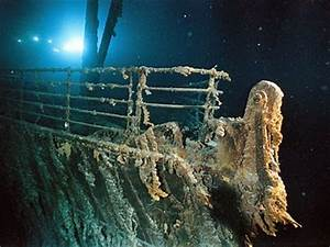 RMS Titanic 1912 Real Pictures, Titanic Ship Underwater ...