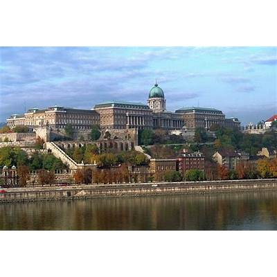 Castles in Historical Hungary /Google Earth