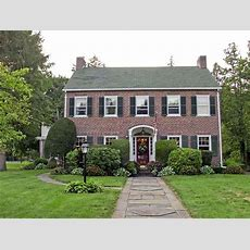 Brick Colonial House Pictures  Posted By Murphy Realty