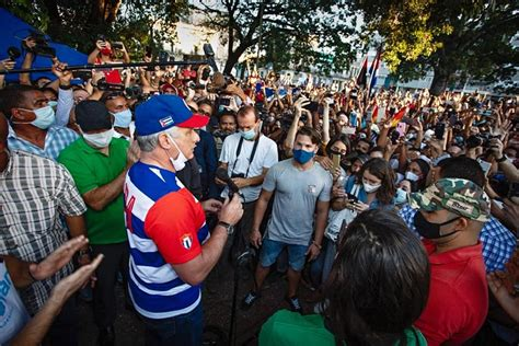 Cuba: Youth Stage Rally in Support of Revolution, Social ...